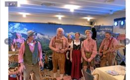 Tyrolermusik på plejecenter